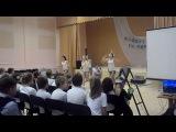 Танец для открытия олимпиады в Сочи 2014